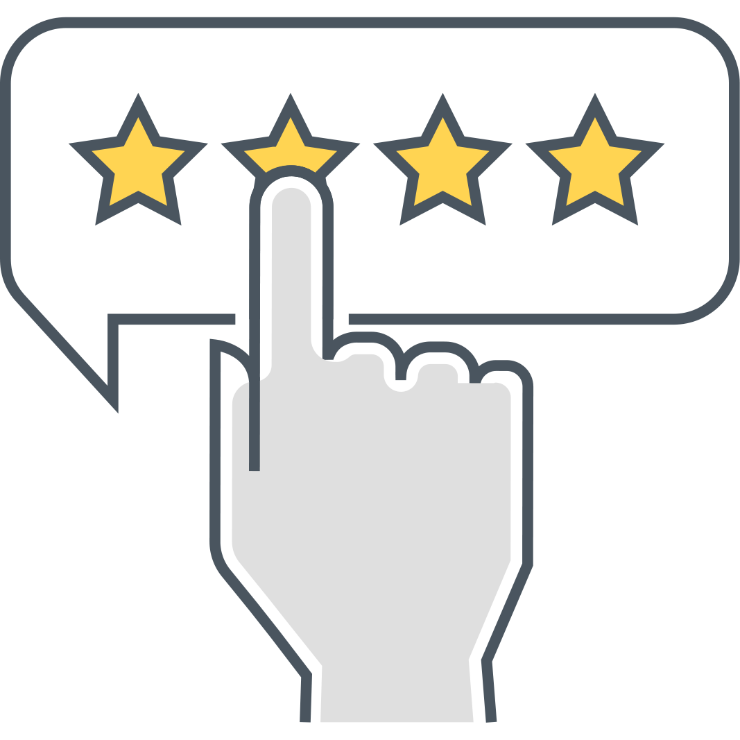 Merchant One customer review icon