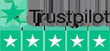 Merchant One Trustpilot reviews logo