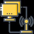 Merchant One icon gateway services